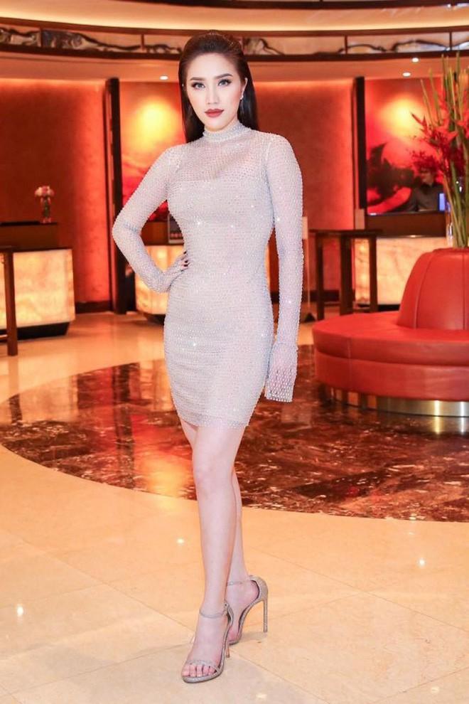 Chiếc đầm quốc dân là đây: Hương Giang mang đi thi, Hòa Minzy đặt may lại và giờ đến HHen Niê mặc - Ảnh 6.
