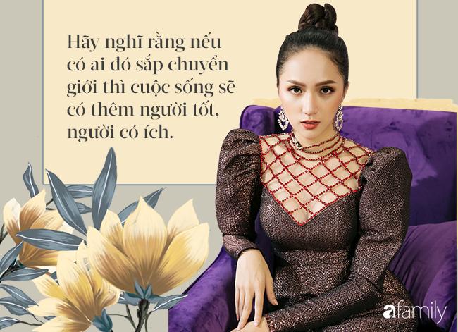 Hoa hậu Hương Giang: Lần đầu tiên sau 7 năm, bố mới dám đưa tôi về quê nội thắp hương - Ảnh 9.