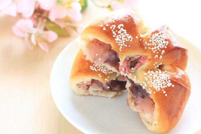 11 món ngon đẹp đến không nỡ ăn rất phổ biến trong mùa hoa anh đào Nhật Bản - Ảnh 11.