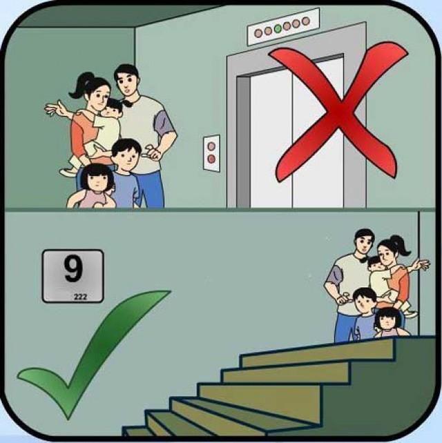 10 kỹ năng thoát hiểm khi có hỏa hoạn bố mẹ cần dạy trẻ ngay từ bây giờ - Ảnh 5.