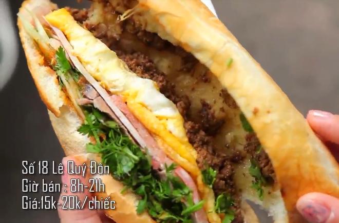 Hà Nội vẫn còn những hàng bánh mì nổi tiếng siêu rẻ, chỉ dưới 15k một chiếc bánh đầy đặn - Ảnh 7.