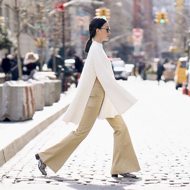 Vừa lên kệ, họa tiết mảng màu của H&M Studio đã được chưng diện toàn cầu, cánh fashionista Việt nào có kém cạnh - Ảnh 15.