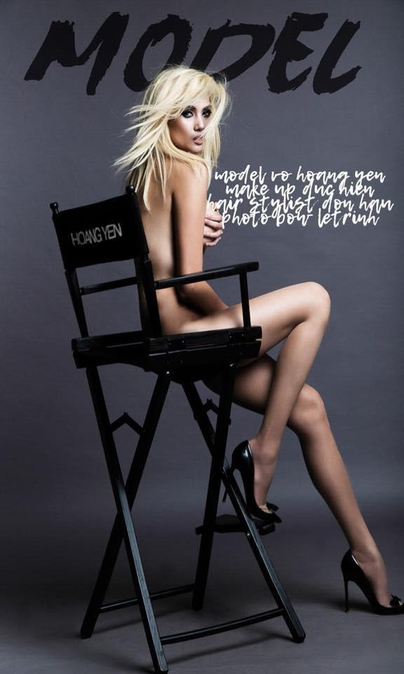 Đã sang đến tuổi băm, ước mơ được diễn cho Victorias Secret của Võ Hoàng Yến liệu có viển vông? - Ảnh 6.