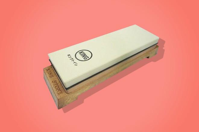 Viên đá mài dao có giá hơn 500.000 đồng được đầu bếp Nhật Bản tin dùng - Ảnh 2.