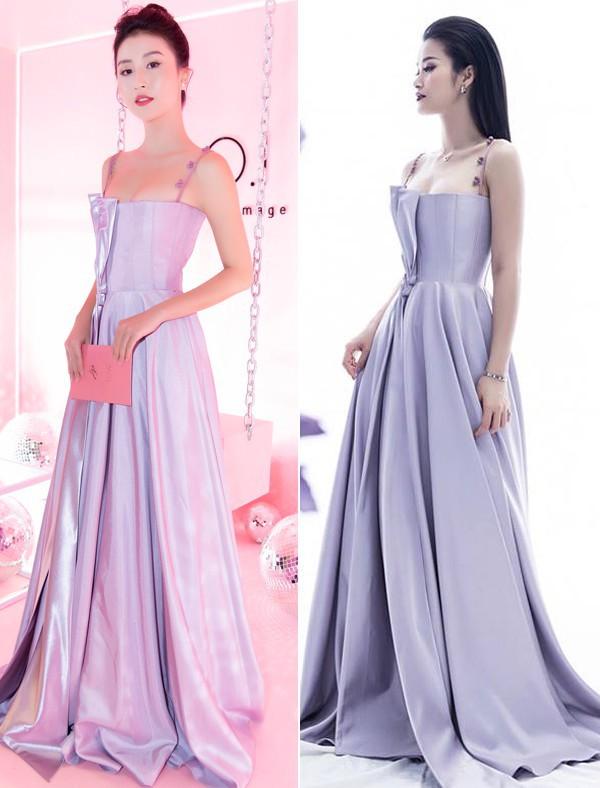Khoe sắc vóc thanh tân trong chiếc đầm tím chuẩn trend, Quỳnh Anh Shyn nào có kém đàn chị Đông Nhi - Ảnh 4.