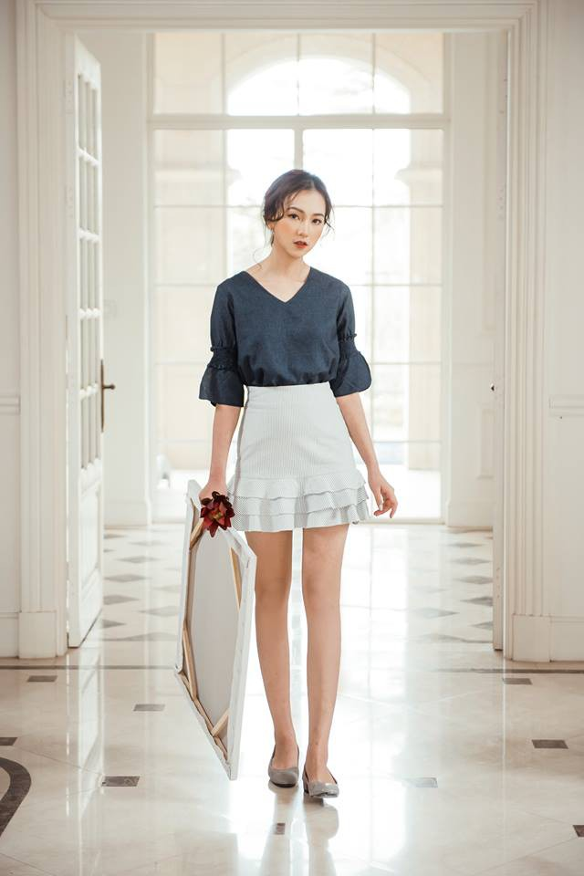 Vô vàn những thiết kế váy áo xinh xắn giá chưa quá 900 ngàn để các nàng diện thật xinh trong ngày 8/3 - Ảnh 4.