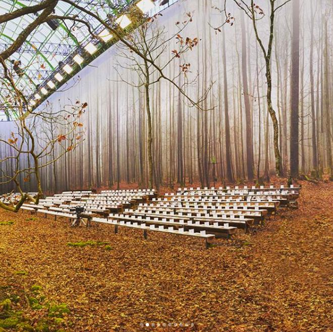 Có show nào xôm hơn Chanel: Dàn sao hot Hoa-Hàn-Thái hội tụ, cùng lạc lối trong khu rừng mùa thu - Ảnh 18.