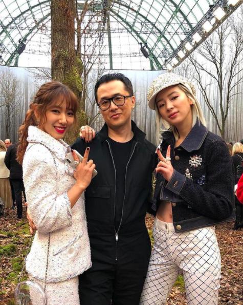 Có show nào xôm hơn Chanel: Dàn sao hot Hoa-Hàn-Thái hội tụ, cùng lạc lối trong khu rừng mùa thu - Ảnh 3.