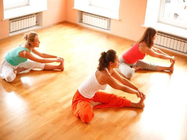 Bài Yoga của người Ấn Độ giúp rèn cơ, giảm căng thẳng hiệu quả: Người ngồi nhiều muốn sống thọ phải tập ngay!  - Ảnh 2.