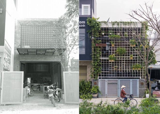 Bất ngờ với ngôi nhà toàn sắt thép nhưng đẹp, mềm mại và vô cùng thư giãn ở Đà Nẵng - Ảnh 3.