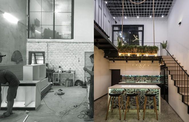 Bất ngờ với ngôi nhà toàn sắt thép nhưng đẹp, mềm mại và vô cùng thư giãn ở Đà Nẵng - Ảnh 4.