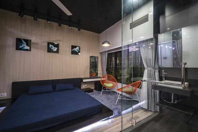 Bất ngờ với ngôi nhà toàn sắt thép nhưng đẹp, mềm mại và vô cùng thư giãn ở Đà Nẵng - Ảnh 21.