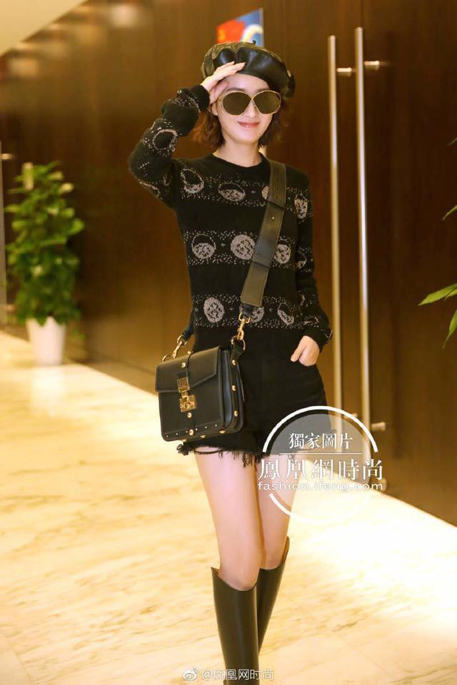 Mặc áo Dior nhưng Triệu Lệ Dĩnh lại bị mỉa mai rằng trông như đang diện đồ Taobao - Ảnh 7.