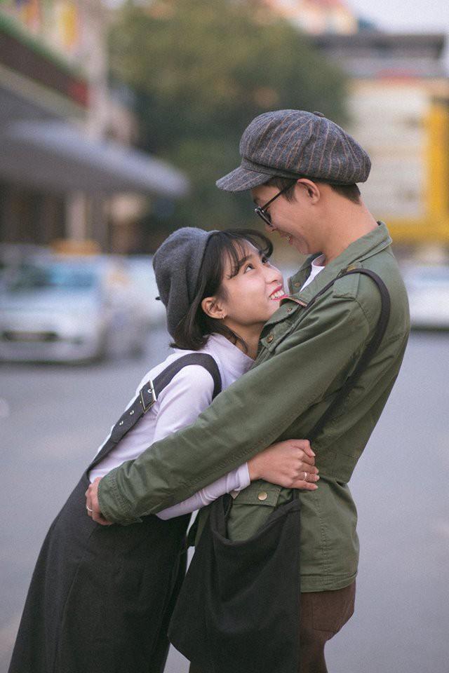 Yêu xa - bộ ảnh kỷ niệm tình yêu khiến MXH sốt xình xịch vì quá trong trẻo - Ảnh 9.