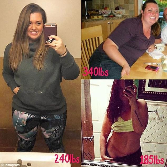 Vì những lời tố sống ảo, cô gái từng nổi tiếng vì giảm 70kg tăng cân trở lại nhưng đã nhận ra bài học quý giá cho mình - Ảnh 2.