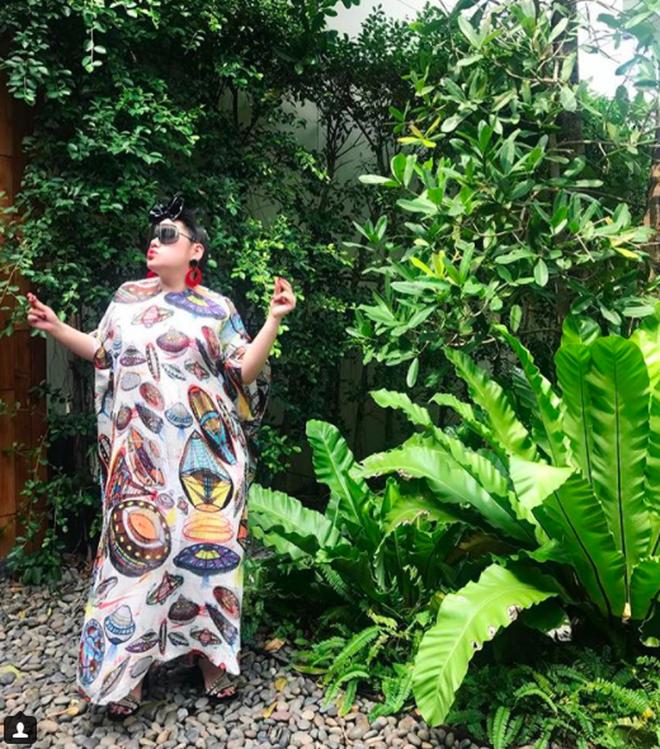 Tròn trịa đã sao? Nàng fashionista béo này vẫn được Vogue tán tụng là ngôi sao của Fashion Week - Ảnh 12.