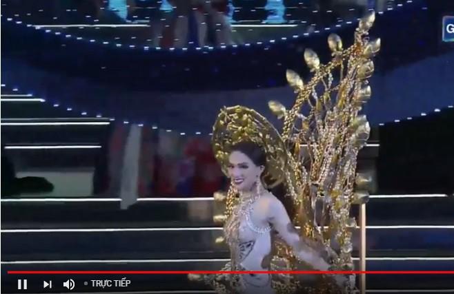 Trực tiếp: Hương Giang xuất sắc lọt top 12 Miss International Queen 2018 - Ảnh 17.