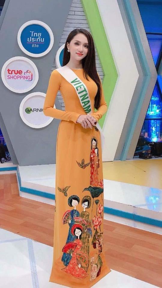 Đàm Vĩnh Hưng đánh cược cho Hương Giang vào Top 3 Hoa hậu Chuyển giới - Ảnh 3.
