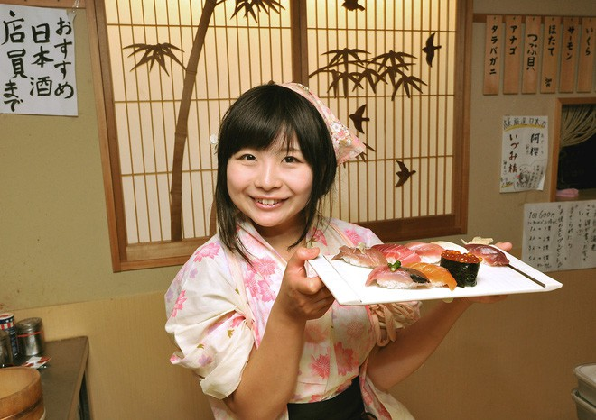 Cách khẳng định quyền bình đẳng nữ giới cực đặc biệt của một nhà hàng sushi ở Nhật và câu chuyện thú vị đằng sau - Ảnh 11.