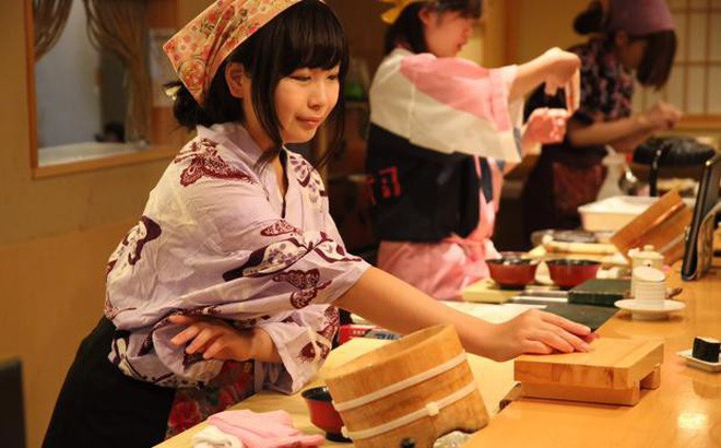 Cách khẳng định quyền bình đẳng nữ giới cực đặc biệt của một nhà hàng sushi ở Nhật và câu chuyện thú vị đằng sau - Ảnh 5.