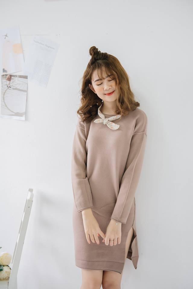 Tết này dự báo trời lạnh, và đây là những mẫu váy len vừa đẹp vừa ấm dành cho các nàng - Ảnh 8.