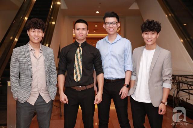 MC Phan Anh, Hồng Quế và dàn khách mời hạng A tưng bừng hội ngộ trong đám cưới hoành tráng của Khắc Việt - Ảnh 9.