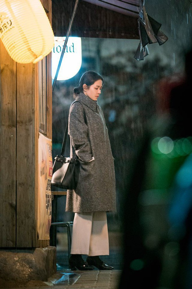 Yêu trai trẻ sáng láng như Joon Hee mà chị đẹp Jin Ah cứ mãi xuề xòa từ trang phục đến đầu tóc thế này kể cũng thấy lo lo - Ảnh 10.