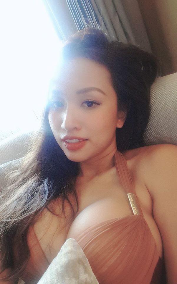 Mấy ai được như Kỳ Duyên, nâng ngực vừa vặn mà không bị ngồn ngộn như nhiều người đẹp khác - Ảnh 11.