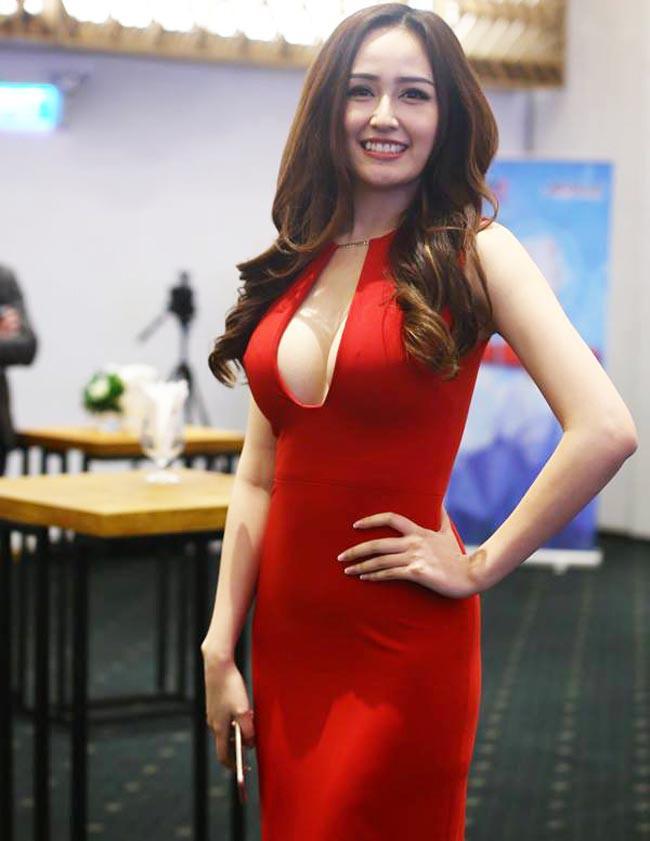 Mấy ai được như Kỳ Duyên, nâng ngực vừa vặn mà không bị ngồn ngộn như nhiều người đẹp khác - Ảnh 10.