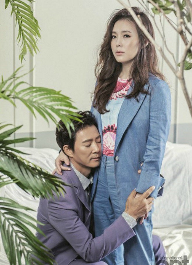 10 cặp tiên đồng ngọc nữ xứ Hàn quyết về chung một nhà sau khi bén duyên trên màn ảnh - Ảnh 1.