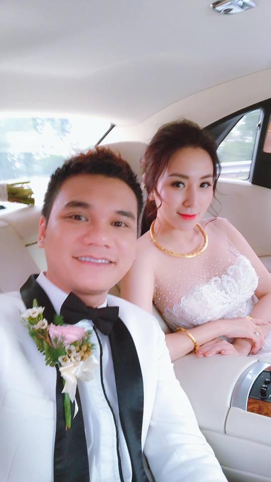 6 cô vợ vừa xinh vừa giỏi của sao Việt: Người là nữ thạc sĩ giàu tri thức, người là DJ nóng bỏng bao người mê - Ảnh 25.
