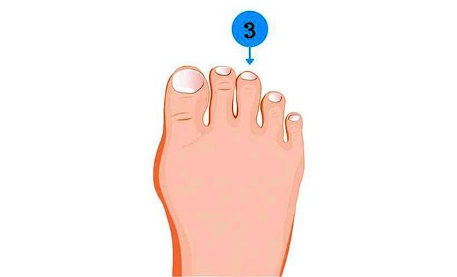 Soi ngay kích cỡ ngón chân để khám phá nhiều bí mật thú vị về tính cách của bản thân - Ảnh 3.