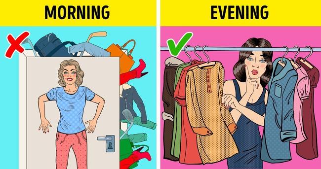 11 việc nên làm buổi tối hơn là buổi sáng vì sẽ có lợi hơn rất nhiều - Ảnh 4.