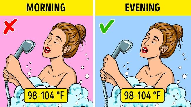 11 việc nên làm buổi tối hơn là buổi sáng vì sẽ có lợi hơn rất nhiều - Ảnh 6.