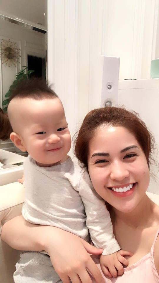 6 cô vợ vừa xinh vừa giỏi của sao Việt: Người là nữ thạc sĩ giàu tri thức, người là DJ nóng bỏng bao người mê - Ảnh 21.