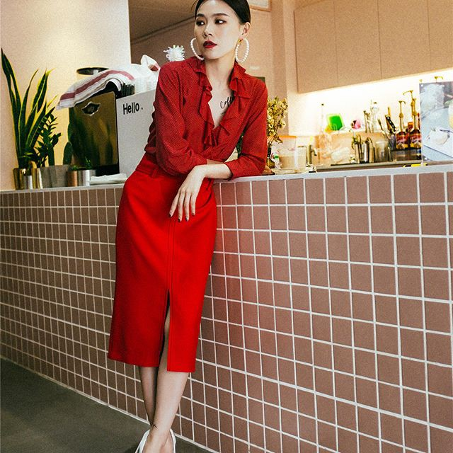 Khởi động mùa du lịch qua loạt street style siêu thú vị của các quý cô châu Á - Ảnh 14.