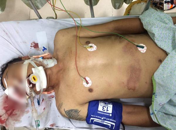 Hà Nội: Công an đang xác minh danh tính nạn nhân vụ tai nạn kinh hoàng trong đêm - Ảnh 4.