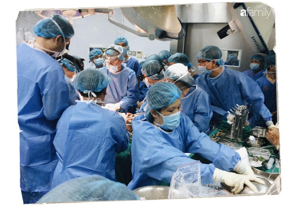 Vợ hiến tạng chồng, mẹ mang tạng con cứu 6 người: Khi cái chết hồi sinh sự sống khác - Ảnh 9.