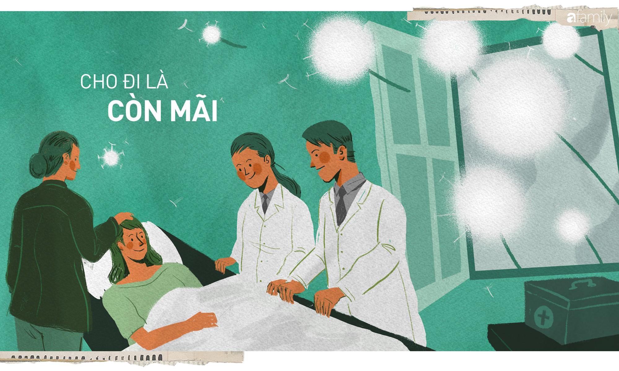 Vợ hiến tạng chồng, mẹ mang tạng con cứu 6 người: Khi cái chết hồi sinh sự sống khác - Ảnh 15.