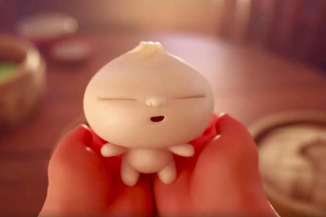 Tan chảy với em bé bánh bao cực đáng yêu trong phim ngắn của Pixar - Ảnh 6.