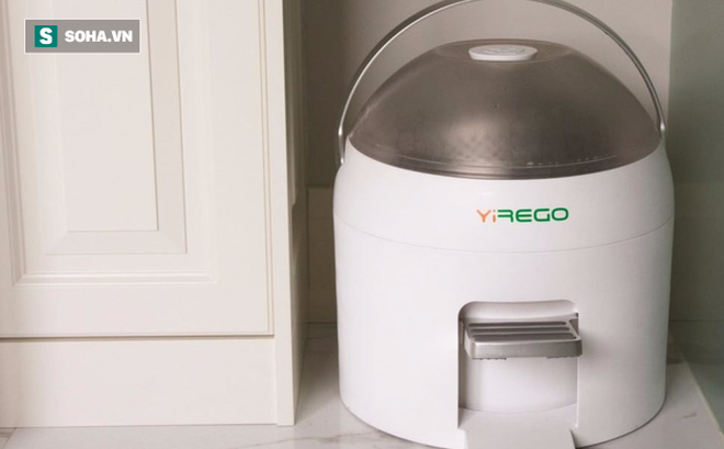 Máy giặt đạp chân, không cần điện – sự trở lại của những cỗ máy chạy bằng cơm - Ảnh 1.