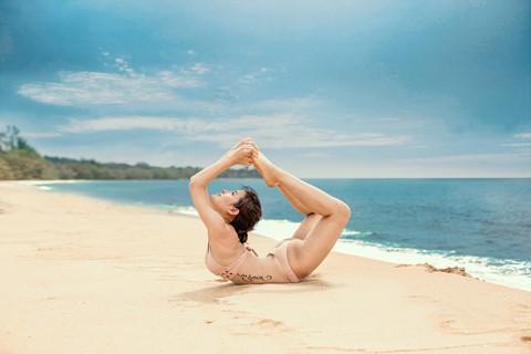 Đã diện bikini thì phải biết tạo dáng chất như model chính hiệu mới bằng chị bằng em - Ảnh 20.