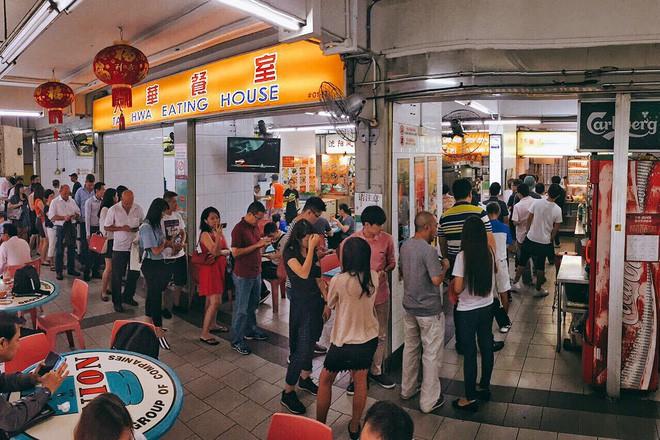 Đến bây giờ Michelin mới chỉ trao sao cho 3 quán ăn vỉa hè, và tất cả chúng đều rất gần Việt Nam - Ảnh 11.