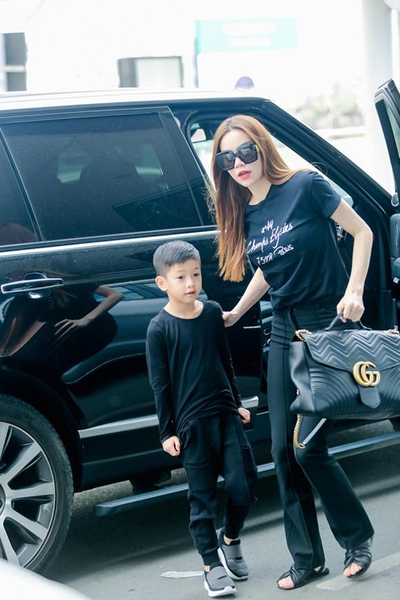 3 cặp mẹ con nhà sao Việt: cứ hở ra là thấy mặc đồ đôi đồng điệu với nhau - Ảnh 17.