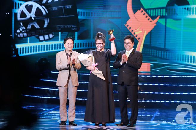 Vượt qua Em chưa 18, Cô Ba Sài Gòn thắng lớn tại Cánh diều 2017 - Ảnh 1.