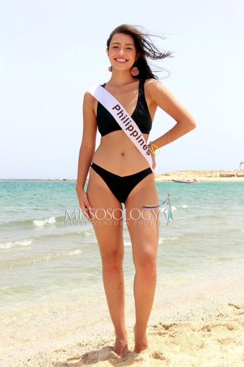 Sau màn tiếng Anh thần sầu, Thư Dung gỡ gạc bằng phần trình diễn áo tắm tại Miss Eco International 2018 - Ảnh 7.