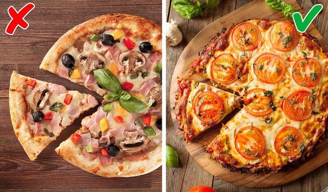 Không muốn bị tăng cân vù vù thì bạn nên thay thế những món khoái khẩu này bằng các thực phẩm lành mạnh hơn - Ảnh 3.