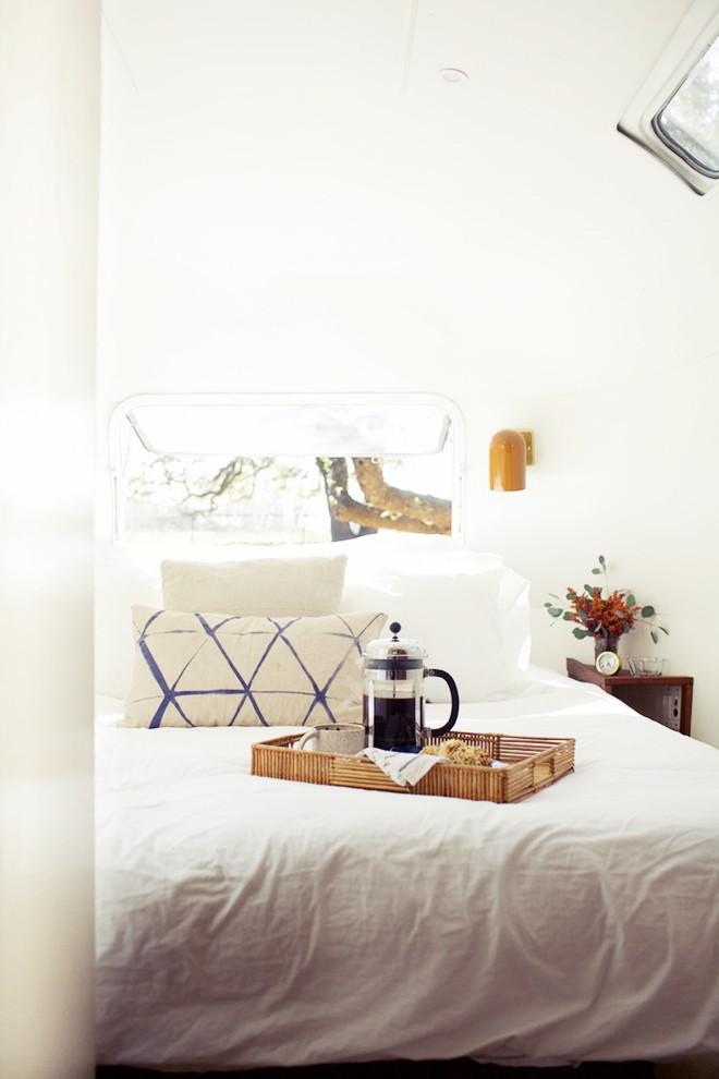 Nín thở bước vào căn nhà di động mỗi mét vuông là 1 kiệt tác của 2 vợ chồng trẻ đam mê xê dịch - ảnh 11