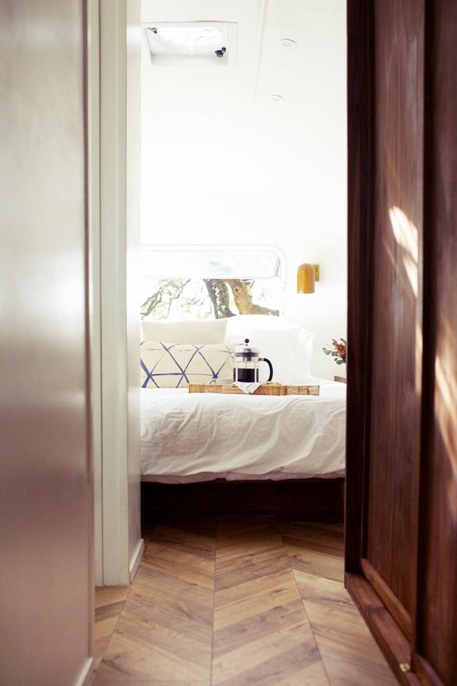 Nín thở bước vào căn nhà di động mỗi mét vuông là 1 kiệt tác của 2 vợ chồng trẻ đam mê xê dịch - ảnh 10