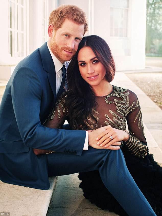 Nữ nhà báo gây sốc khi tuyên bố Meghan Markle lấy Hoàng tử Harry vì tiền bạc và địa vị, sẽ sớm chia tay - Ảnh 2.